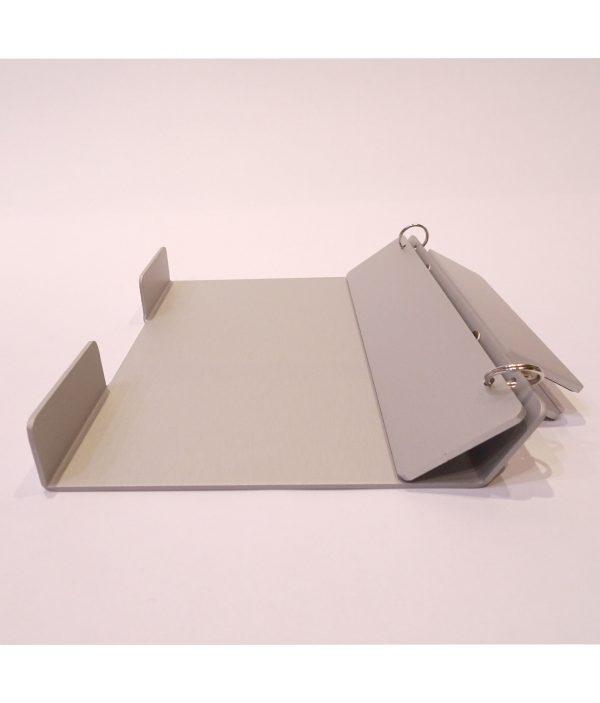 Fettpapierhalter Alu (1)