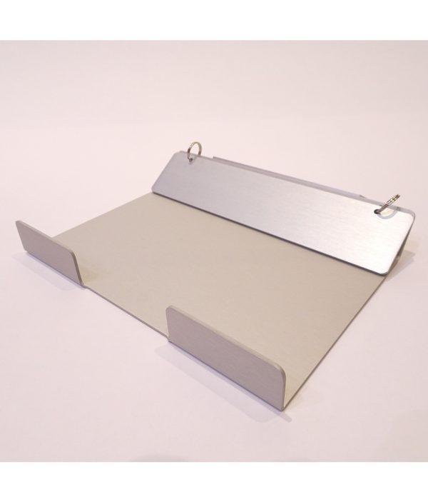 Fettpapierhalter Alu (2)