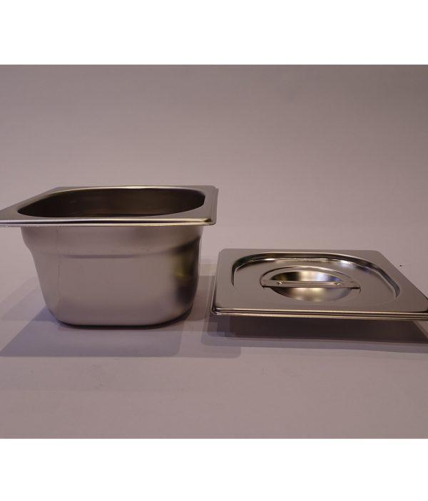 GN-Behälter 1'6, T100 (3)