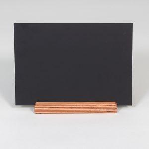 Multiplex Holzstellklotz mit Tafel