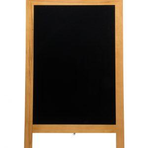 Gehwegtafel Deluxe – Teak